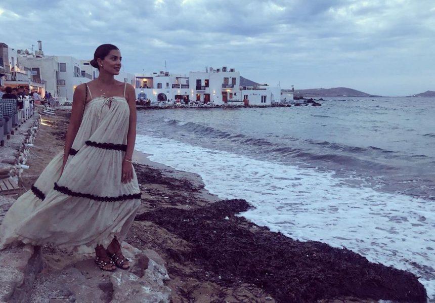 Σταματίνα Τσιμτσιλή: Το καλοκαίρι είναι αφιερωμένο στα παιδιά της – Έτσι περνούν μια τυπική ημέρα τους στην Πάρο | tlife.gr