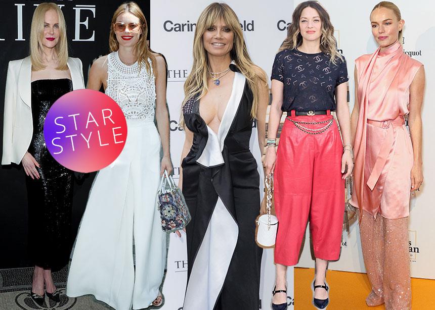 Δες τις πιο εντυπωσιακές εμφανίσεις των star αυτή την εβδομάδα και ψήφισε την αγαπημένη σου