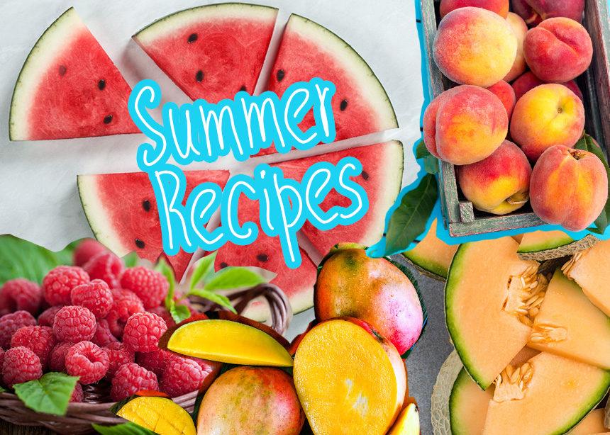 5 ευφάνταστες (αλμυρές συνταγές!) για να απολαύσεις τα καλοκαιρινά φρούτα | tlife.gr