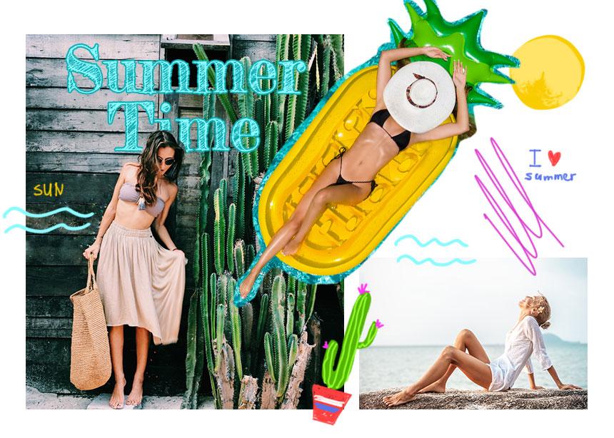10 λόγοι που μας αδυνατίζει το καλοκαίρι