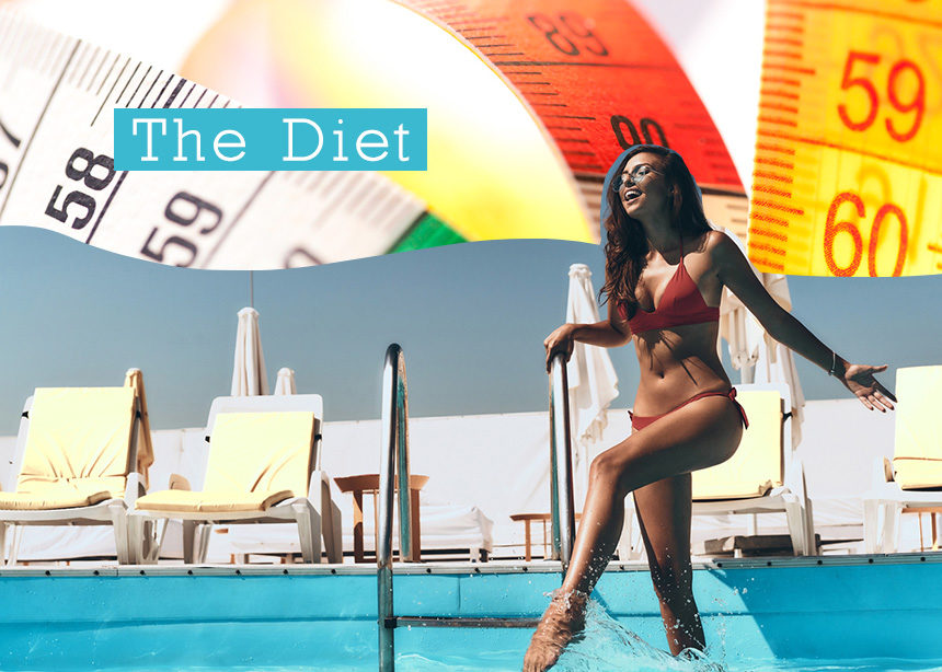The Diet Challenge (week ΙV): Το πρόγραμμα διατροφής που σε τέσσερις εβδομάδες θα σε κάνει να λάμπεις μέσα στο μπικίνι | tlife.gr