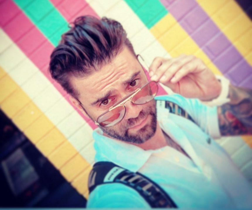 Θοδωρής Μαραντίνης: Δεν φαντάζεσαι ποιον διάσημο τραγουδιστή συνάντησε στο Las Vegas! [pics,video]   tlife.gr