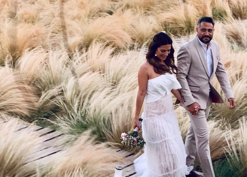 Bάσω Λασκαράκη: Μετά το γαμήλιο πάρτι στη Νάξο, ταξίδι στη Disneyland! [pic] | tlife.gr