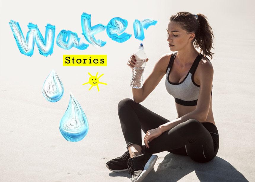 Πίνεις συνεχώς νερό; Πως θα αποφύγεις την υπερενυδάτωση