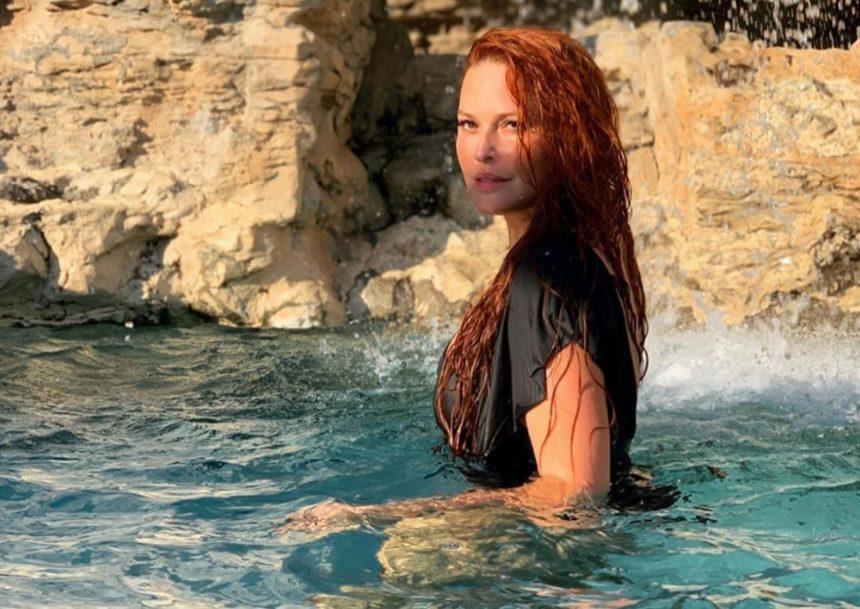 Σίσσυ Χρηστίδου: Οι πρώτες διακοπές ως single μαμά! | tlife.gr