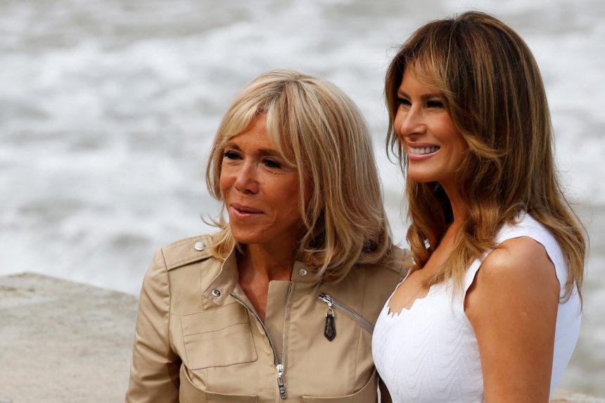 Melania Trump – Brigitte Macron: Μαθήματα στιλ στη Γαλλία! Ποια ήταν η πιο κομψή; Φωτογραφίες | tlife.gr