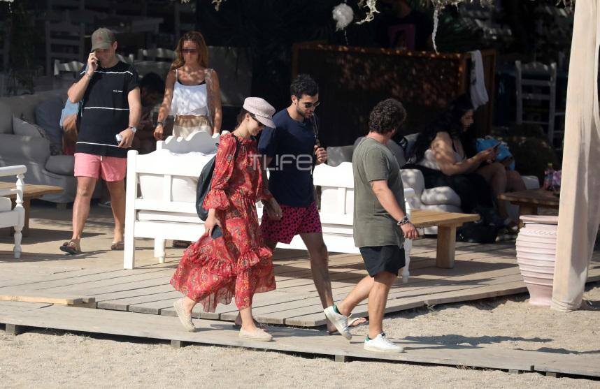 Aurora Ramazzotti: Full in love στην Μύκονο η κόρη του Eros Ramazzotti! [pics]