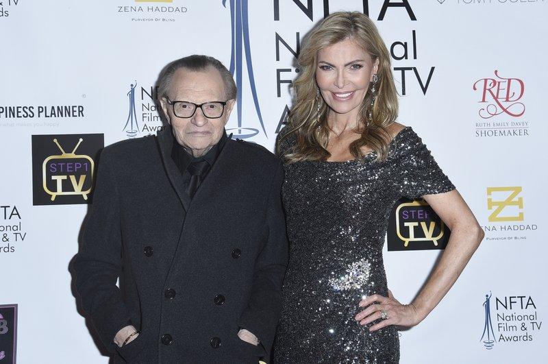 Larry King: Παίρνει διαζύγιο για 7η φορά στα 85 του! | tlife.gr