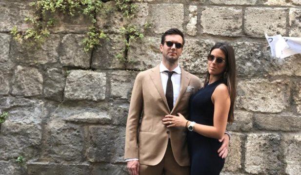 Αναστασία Καίσαρη: Η κόρη του καταξιωμένου σχεδιαστή κοσμημάτων παντρεύεται τον αγαπημένο της! | tlife.gr