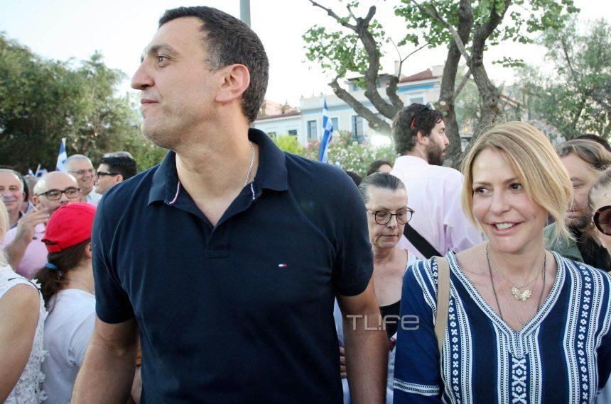 Τζένη Μπαλατσινού – Βασίλης Κικίλιας: Οι πρώτες φωτογραφίες από τις καλοκαιρινές τους διακοπές! | tlife.gr