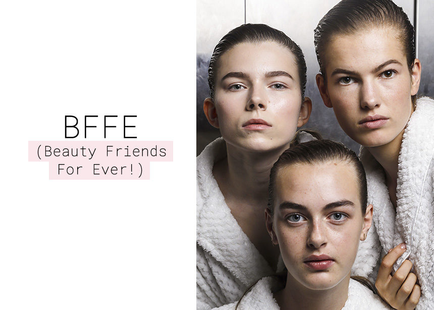 Κάνε share! Αυτά τα 4 μυστικά ομορφιάς πρέπει να τα μοιραστείς με τις φίλες σου!   tlife.gr