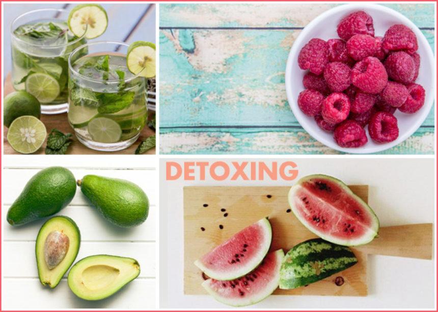 10 detox τροφές για αποτοξίνωση μετά το καλοκαίρι   tlife.gr