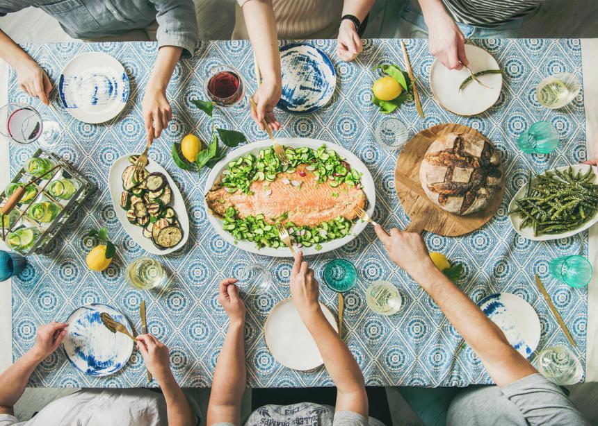 Μενού της Εβδομάδας: Οι συνταγές της επιστροφής στην πόλη