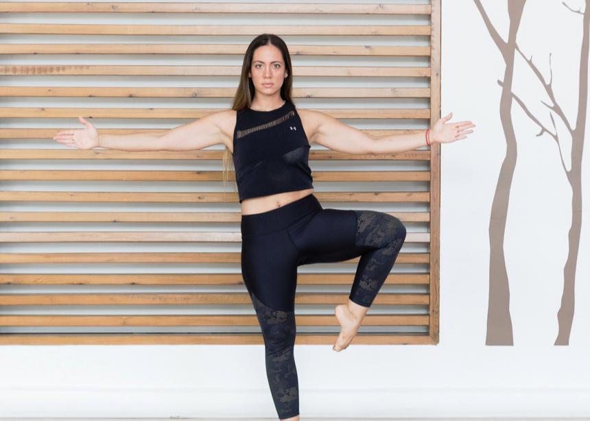 5 ασκήσεις για γραμμωμένα  πόδια από την Καθηγήτρια Φυσικής Αγωγής, Μάντη Περσάκη