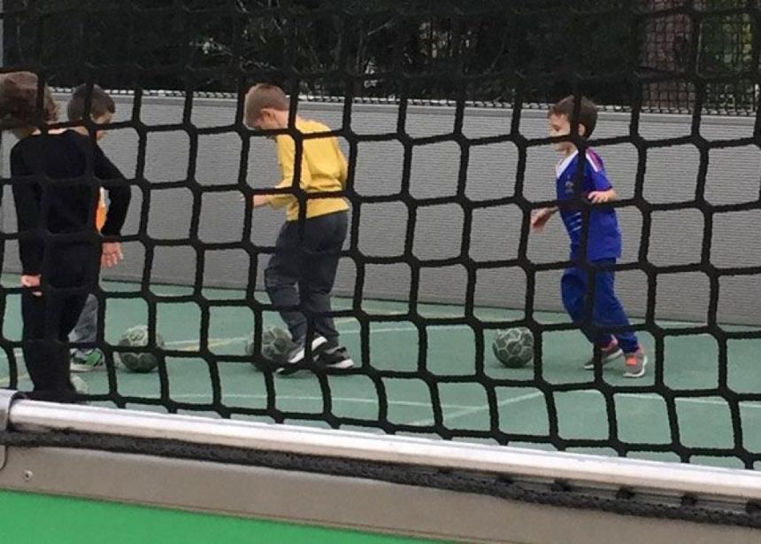 Street Soccer 5Χ5 στο ΚΠΙΣΝ – Πρόγραμμα Σεπτεμβρίου 2019