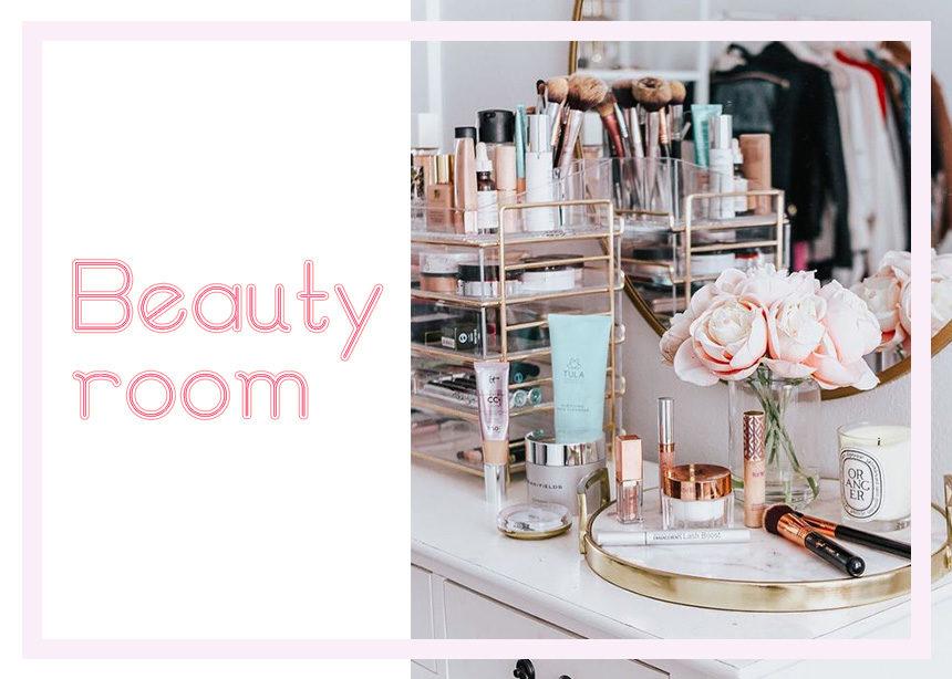 Beauty room: δέκα φωτογραφίες για να φτιάξεις τις πιο stylish beauty γωνιές στο σπίτι σου!   tlife.gr