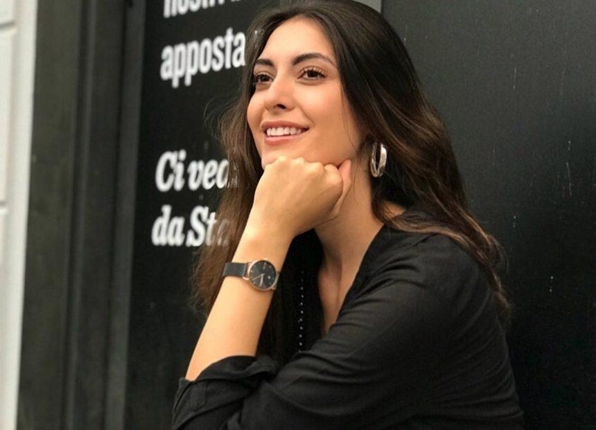 Εύη Ιωαννίδου: Η πανέμορφη θέα που αντίκρισε σε βραδινή της βόλτα στο Μιλάνο