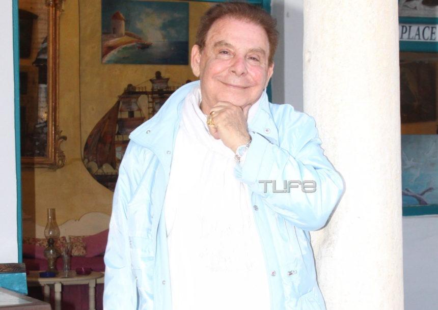 Γιάννης Γαλάτης: Αποσύρεται από τον χώρο της μόδας και δεν φαντάζεσαι με τι θα ασχοληθεί!   tlife.gr