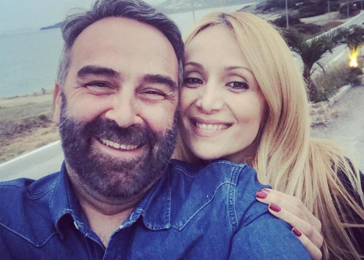 Γρηγόρης Γκουντάρας: Η τρυφερή εξομολόγηση για την σύζυγό του!