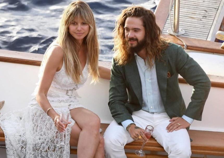 Heidi Klum – Tom Kaulitz: Η βόλτα με τη θαλαμηγό του Αριστοτέλη Ωνάση λίγο πριν τον γάμο τους! [pics] | tlife.gr