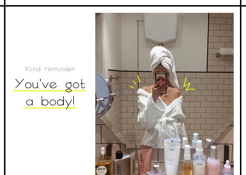 Έχεις και σώμα! 8 προϊόντα skincare που ΔΕΝ είναι για το πρόσωπο! | tlife.gr