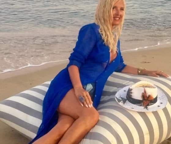 Μαρίνα Πατούλη: Γοητευτική και fit όσο ποτέ στην παραλία! Φωτογραφίες | tlife.gr