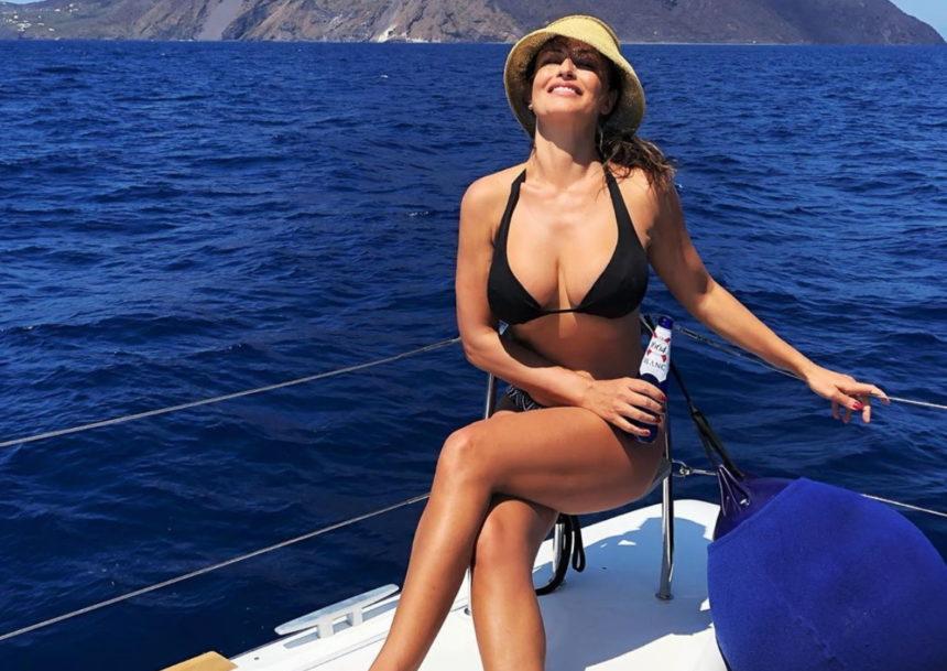 Δωροθέα Μερκούρη: Το απρόσμενο θέαμα που αντίκρισε ταξιδεύοντας στη Σικελία! [video] | tlife.gr