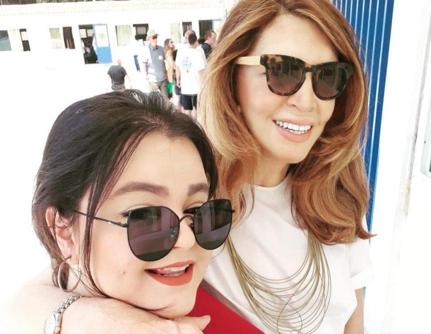 Μιμή Ντενίση: Συγκινεί η δημόσια εξομολόγηση της κόρης της! | tlife.gr
