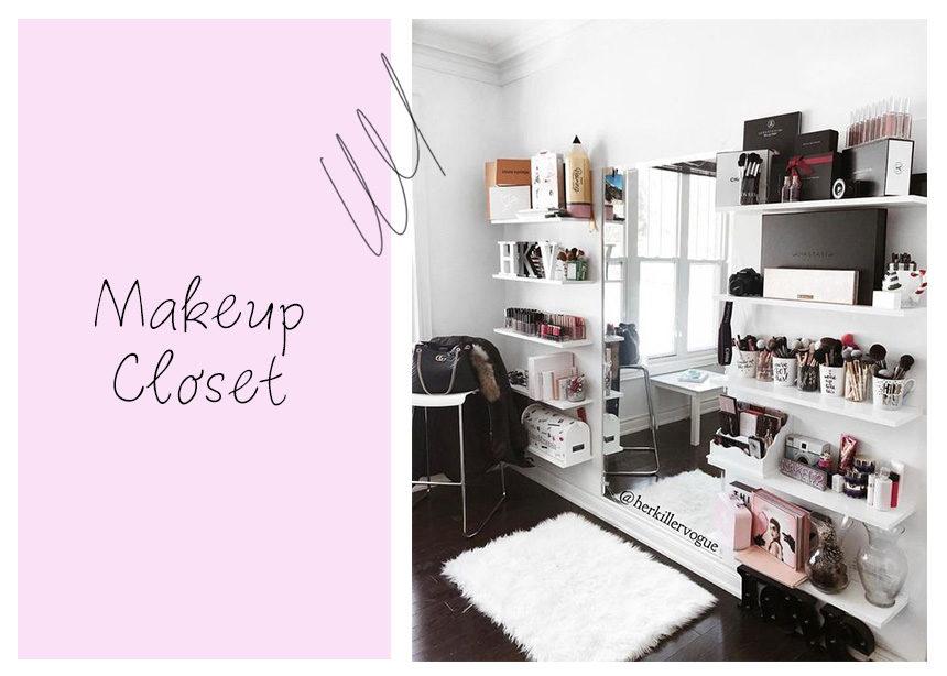 Oh my! Αυτές οι διάσημες έχουν ολόκληρα δωμάτια με καλλυντικά και μας τα δείχνουν σε αυτά τα βίντεο! | tlife.gr