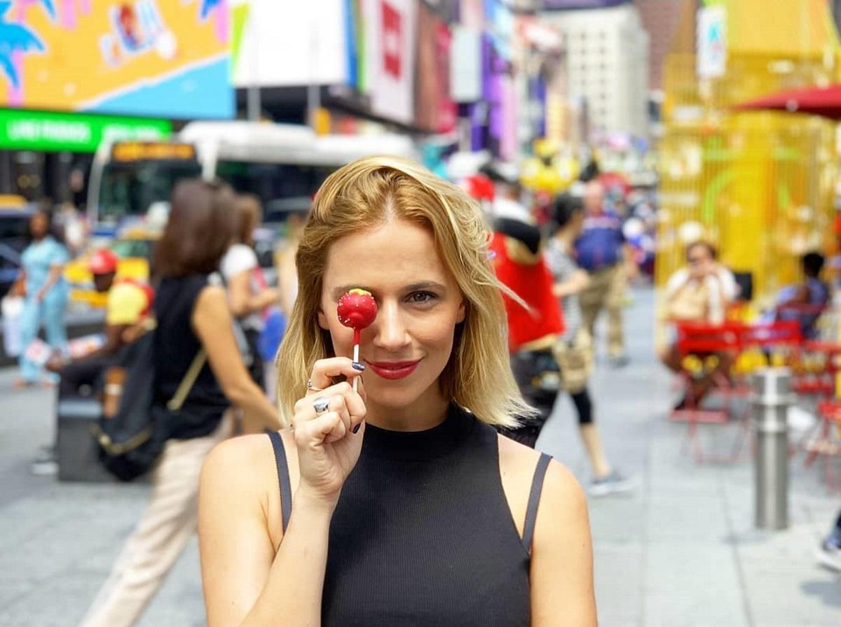 Νάντια Μπουλέ: Ξανά στη Νέα Υόρκη μετά από τέσσερα χρόνια [pics]