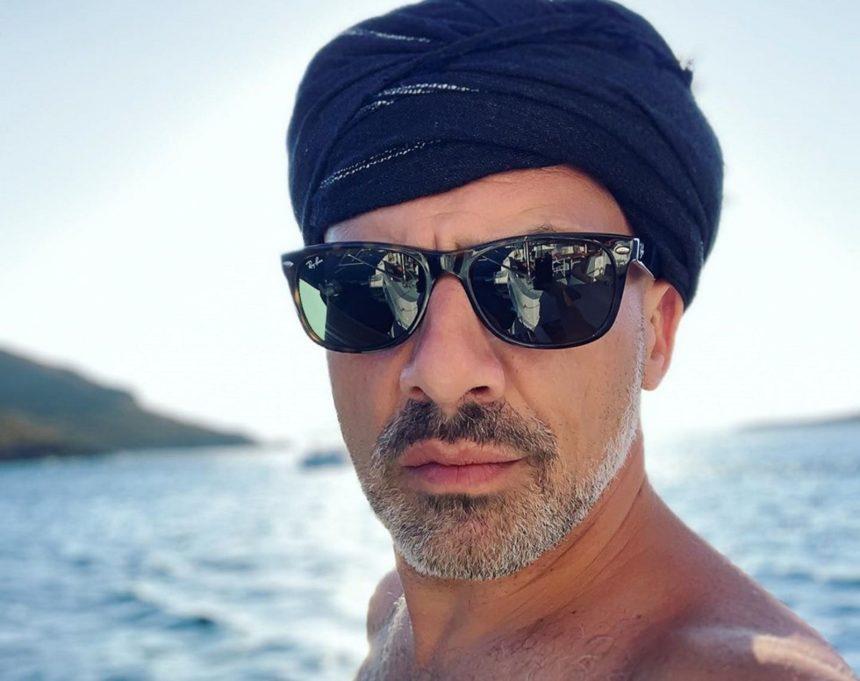 Νίκος Μουτσινάς: Είναι στα καλύτερά του! Αυτή είναι η αγαπημένη του στιγμή από τις διακοπές | tlife.gr