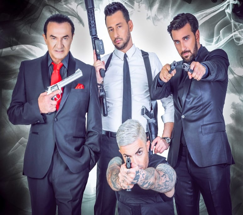 Πανταζής-Καλίδης-Πετρέλης-Tus: Κυκλοφορούν και «οπλοφορούν» στη νυχτερινή διασκέδαση! | tlife.gr