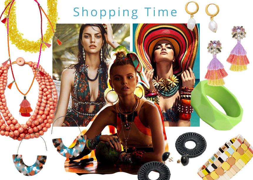 Κολιέ, σκουλαρίκια, βραχιόλια: Tι να αγοράσεις τώρα και πως να το συνδυάσεις στις διακοπές σου! | tlife.gr