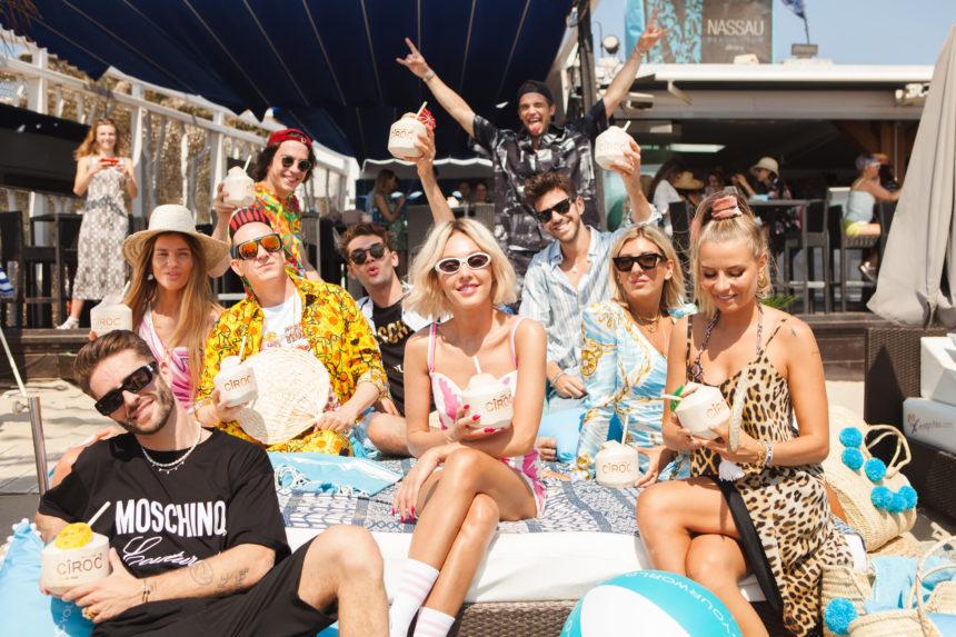 Η Τάμτα στην Ibiza με τον Jeremy Scott της Moschino! | tlife.gr