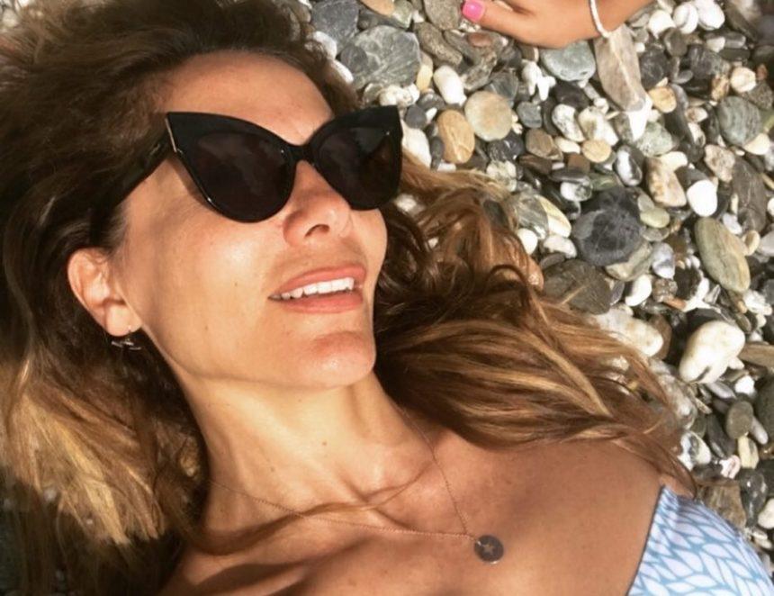 Δέσποινα Βανδή: Ξεκίνησε επίσημα τις καλοκαιρινές διακοπές της! [pic] | tlife.gr