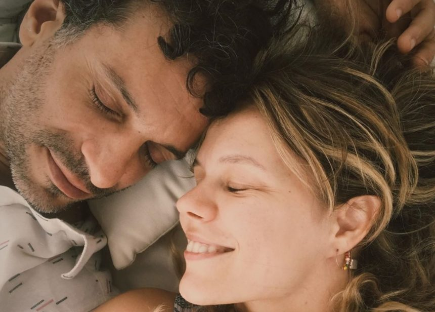 Γιώργος Χρανιώτης: Η γυναίκα του έγινε νονά στην Κάρυστο! [pics] | tlife.gr