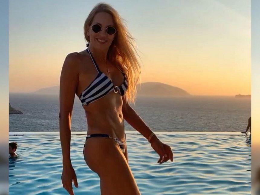 Αννίτα Ναθαναήλ: Η μοναδική εμπειρία που έζησε κολυμπώντας στο βυθό της θάλασσας! Video | tlife.gr