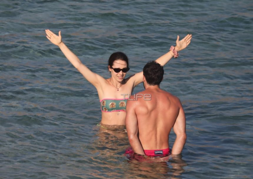Aurora Ramazzotti: Full in love στην Μύκονο η κόρη του Eros Ramazzotti! [pics] | tlife.gr
