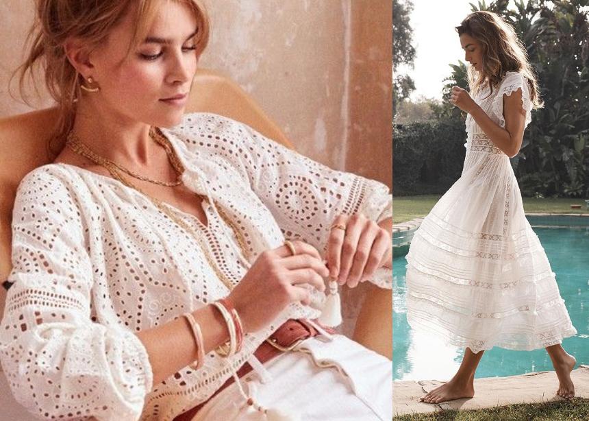 Broderie: Tο ρομαντικό trend που όλες θέλουμε να φορέσουμε ΤΩΡΑ!