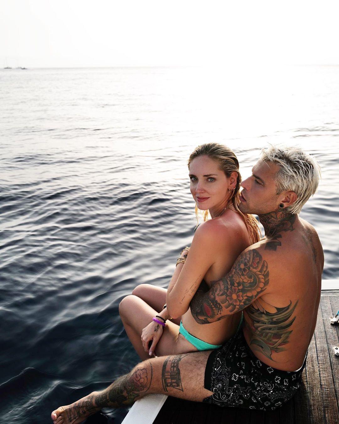 Chiara Ferragni: Οι topless φωτογραφίες που βάζουν «φωτιά» στο Instagram!