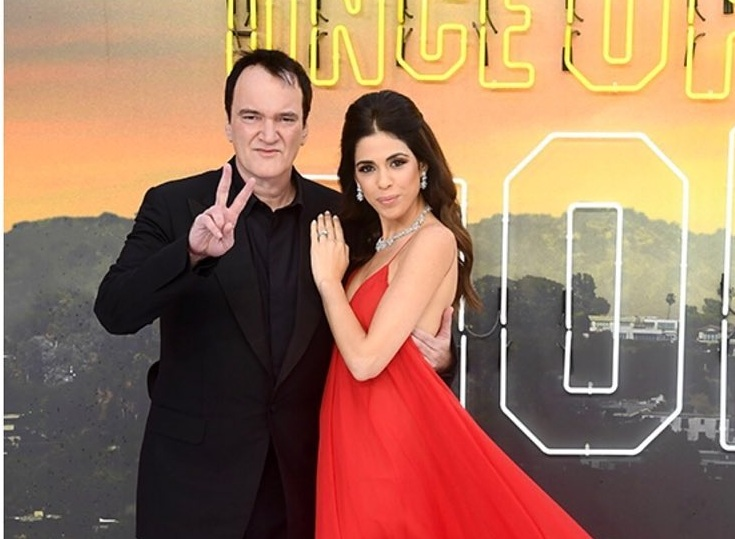 Quentin Tarantino: Θα γίνει πρώτη φορά πατέρας στα 56 του! | tlife.gr