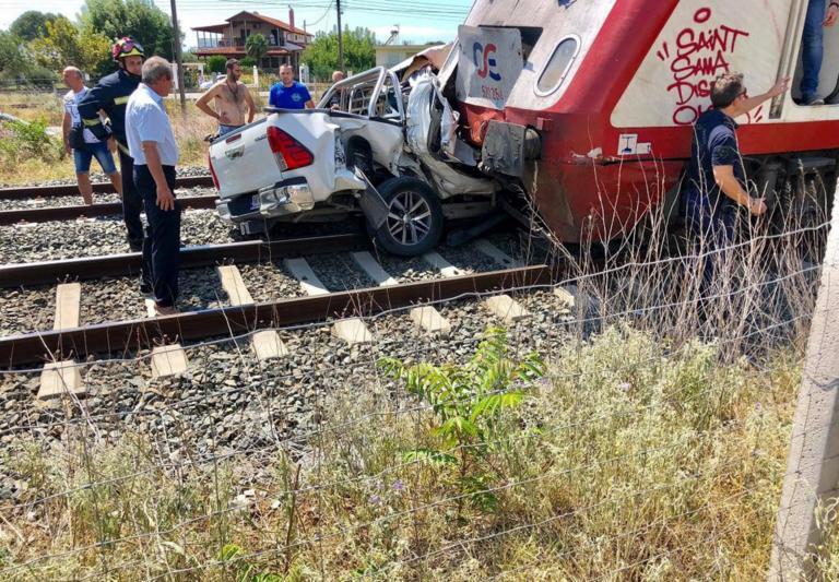 Νεκρή η έγκυος από το τροχαίο με το τρένο στη Θεσσαλονίκη   tlife.gr