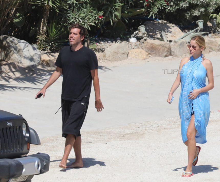 Δούκισσα Νομικού – Δημήτρης Θεοδωρίδης: Οι βόλτες τους στη Μύκονο λίγο πριν υποδεχθούν το δεύτερο παιδί τους! [pics] | tlife.gr