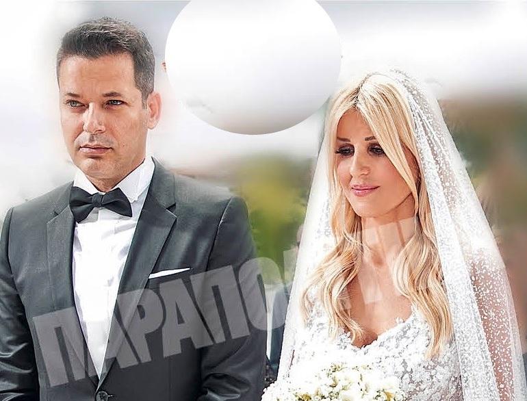 Έλενα Ράπτη: Η πρώτη φωτογραφία του γάμου της με τον Κίμωνα Μπάλλα! | tlife.gr