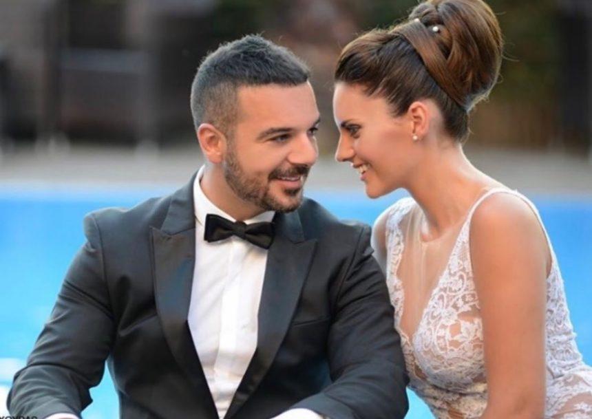 Τριαντάφυλλος: Το τρυφερό μήνυμα στην γυναίκα του για την επέτειο του γάμου τους | tlife.gr