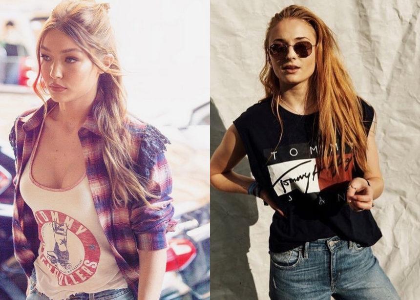 Η Gigi Hadid και η Sophie Turner με το ίδιο look, ψήφισε ποια το φόρεσε καλύτερα! | tlife.gr