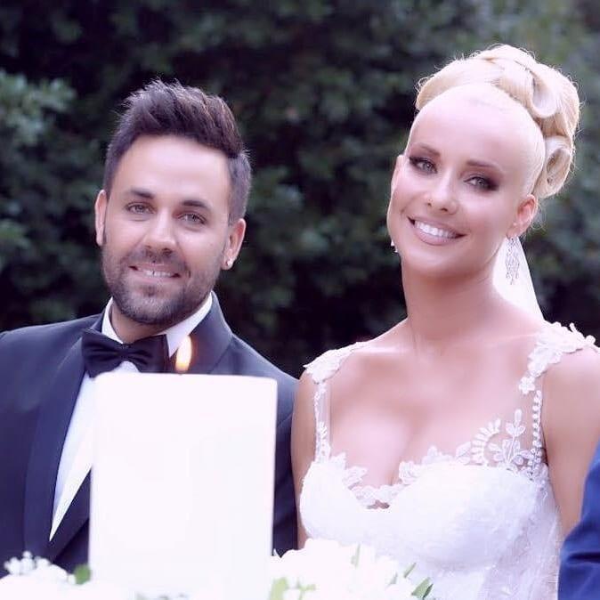 Γιώργος Γιαννιάς: Το τρυφερό μήνυμα στην Ελευθερία Παντελιδάκη για την επέτειο γάμου τους!