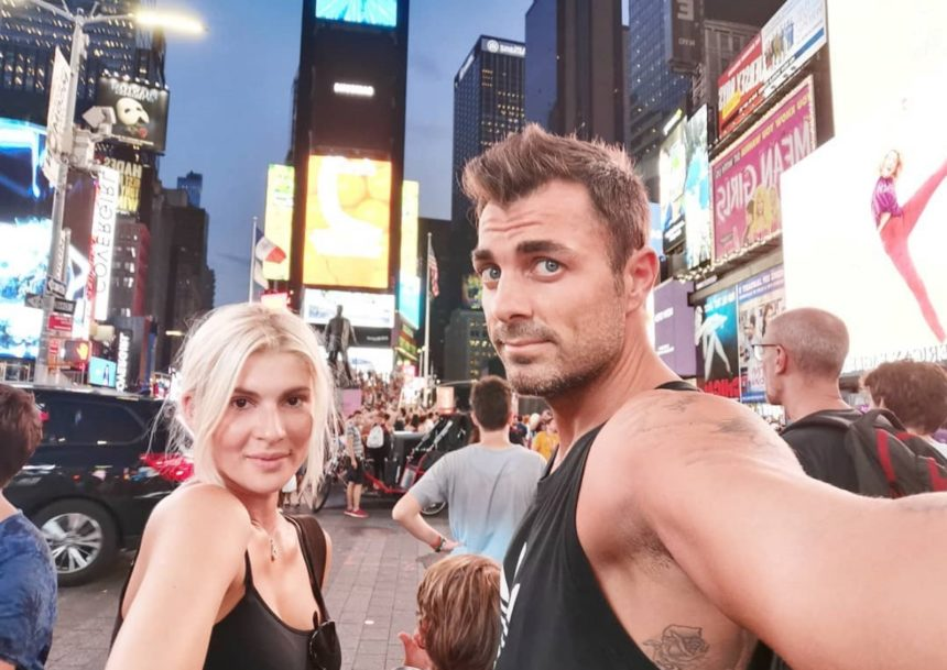 Στέλιος Χανταμπάκης – Όλγα Πηλιάκη: Ταξίδι με τα παιδιά τους στη Νέα Υόρκη! [pics] | tlife.gr