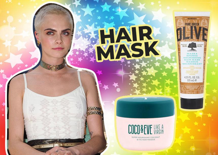Αυτές είναι οι πιο ενυδατικές μάσκες! Δοκίμασέ τις πριν κάνεις αυτό στα μαλλιά σου!   tlife.gr