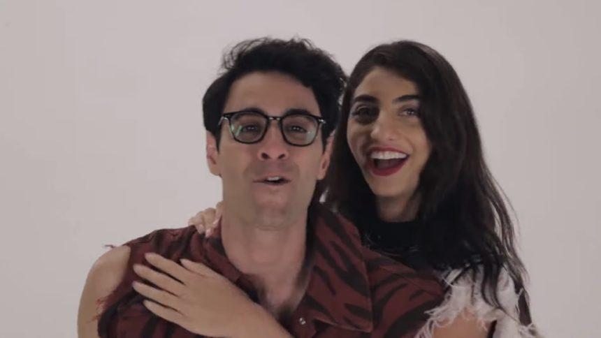 Ίαν Στρατής: Πρωταγωνίστρια στο νέο του βίντεο κλιπ… η Ειρήνη Καζαριάν! | tlife.gr